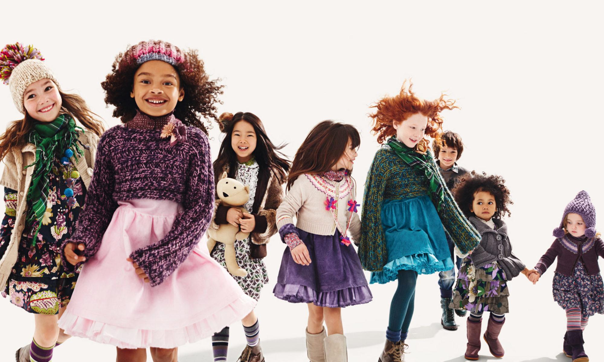 Покупай лучшую детскую одежду оптом от производителя!