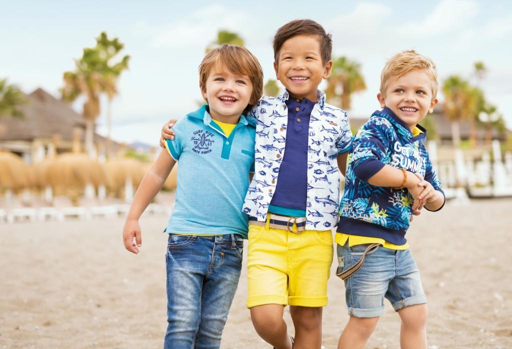 Детская одежда оптом в спб