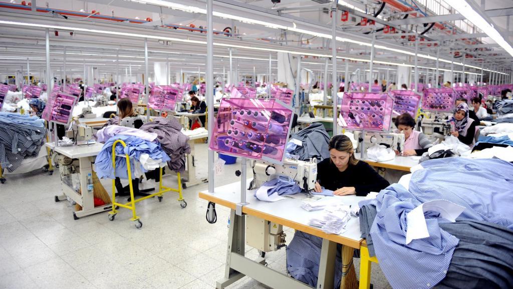 Фабрика одежды оптом